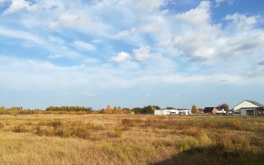 Działka budowlana w okolicy Goleniowa