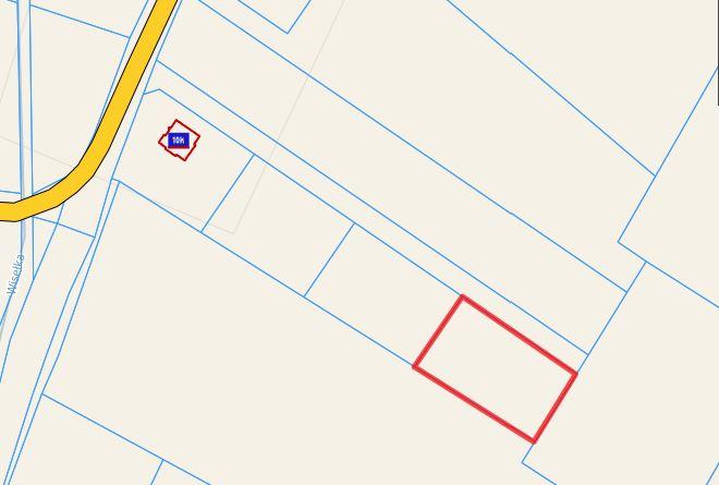 Tarnówko działka budowlana 7 km od Goleniów