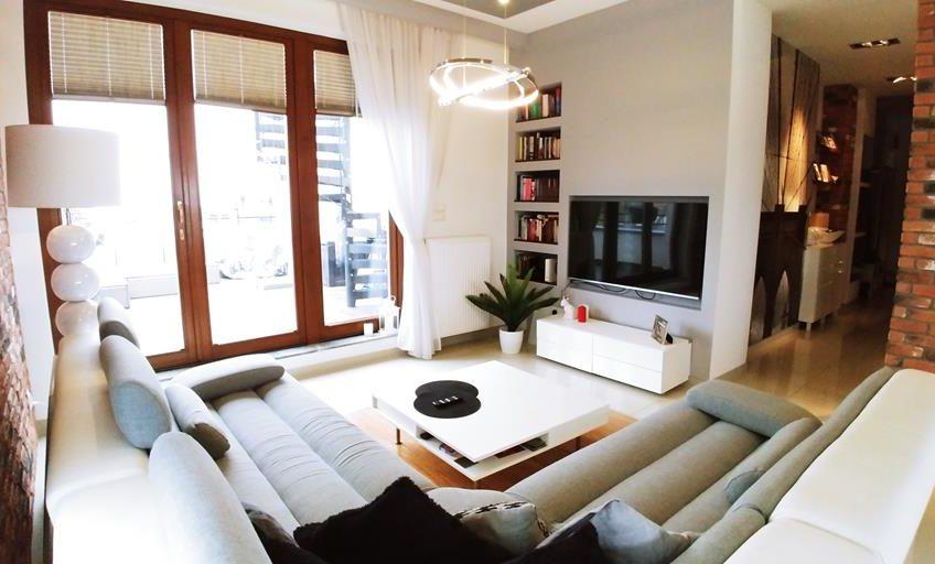 Nowoczesny apartament Szczecin Ostrowska m. Garażowe