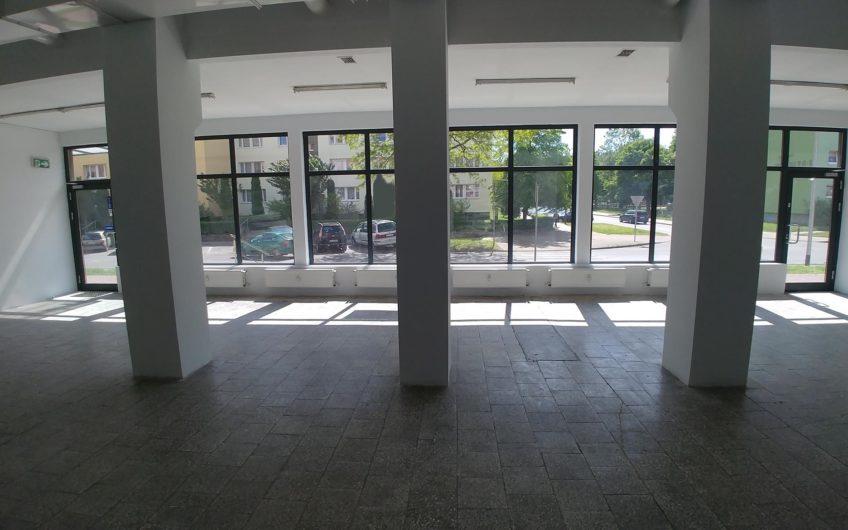 Sprzedaż lokal użytkowy parter stan deweloperski Goleniów