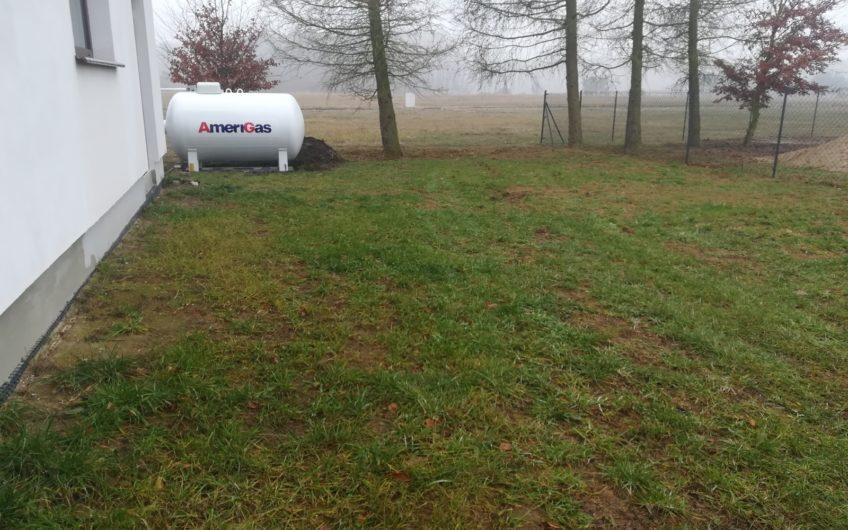 NOWY Dom  stan deweloperski BEZ PCC ogrzewanie gazowe Goleniów 5 km