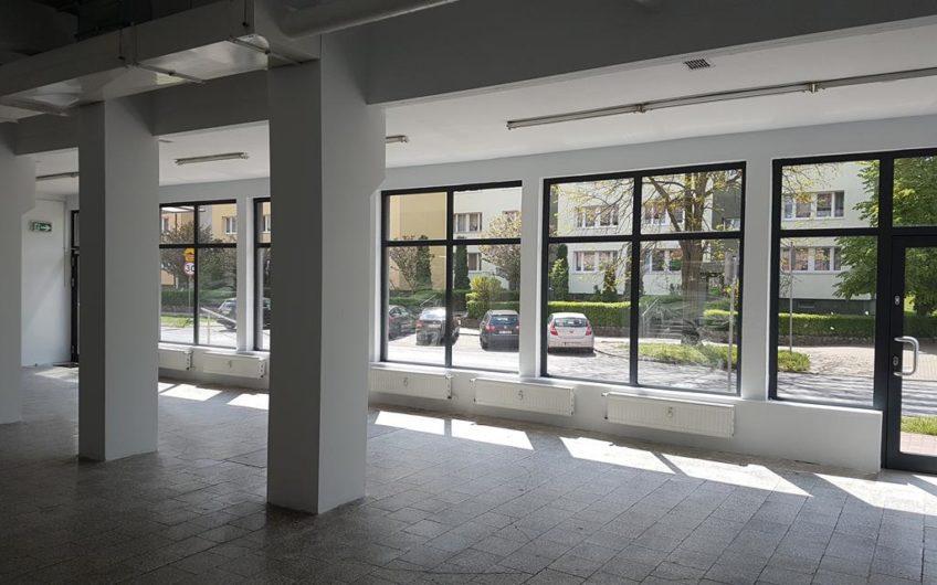 Lokal użytkowy usługowy parter witryny Goleniów Wynajem