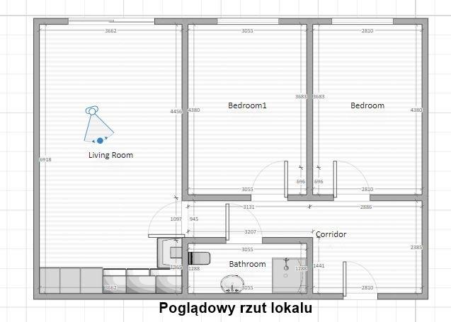 Nowe 3 pokojowe mieszkanie balkon winda Goleniów
