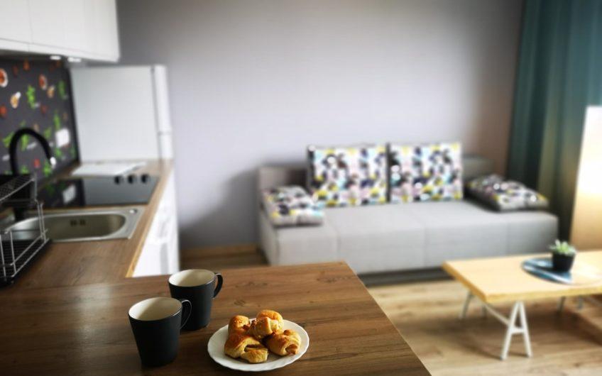 Nowe wyposażone mieszkanie na wynajem Goleniów