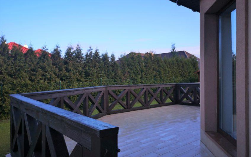 Dom z ogrodem i garażem na wynajem Goleniów