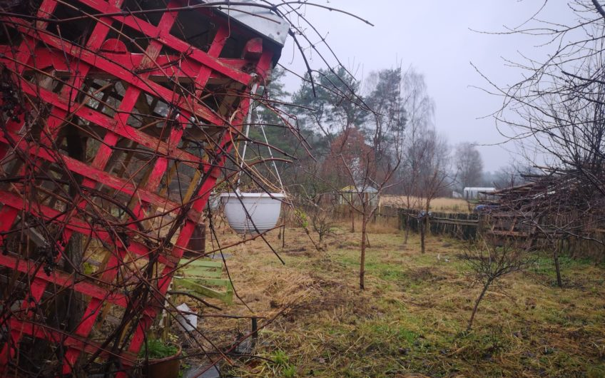 Dom z ogrodem i garażem gmina Przybiernów