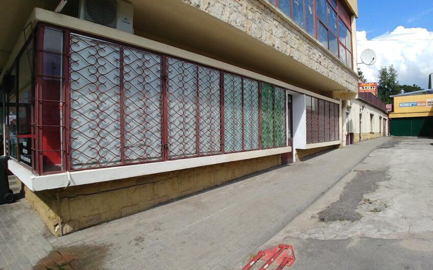 Lokal na wynajem parter Goleniów Barnima I