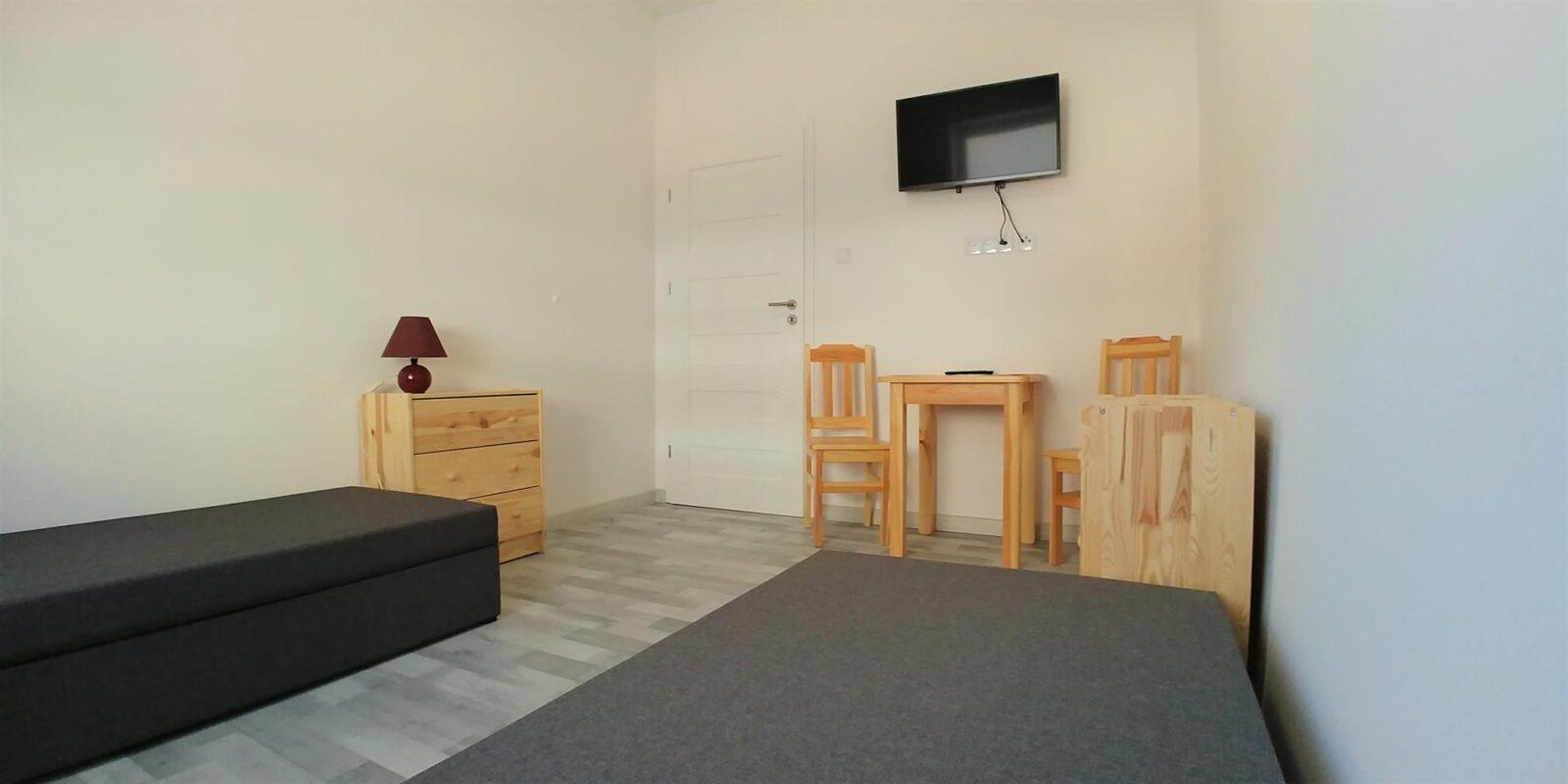 Mieszkanie dla 6 osób dla FIRMY lub prywatnie, Goleniów