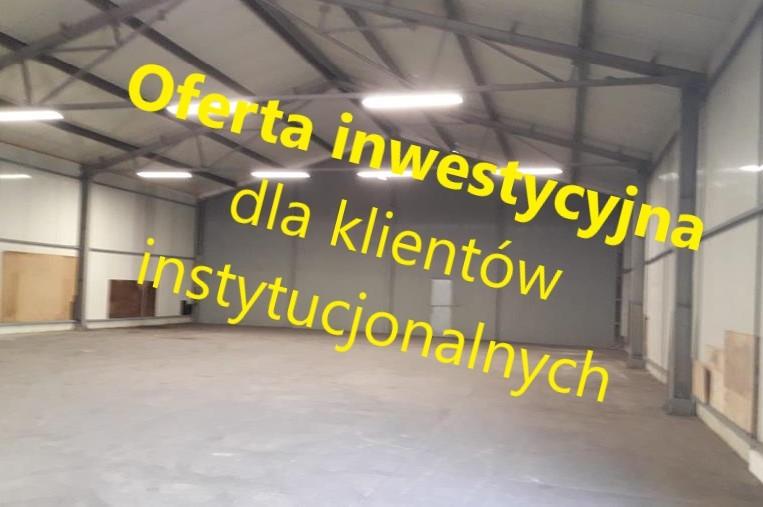 Działki komercyjne dla klientów instytucjonalnych