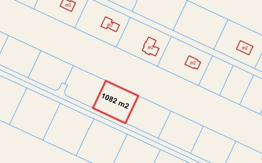 Działka budowlana warunki zabudowy ok. 5 km Goleniów