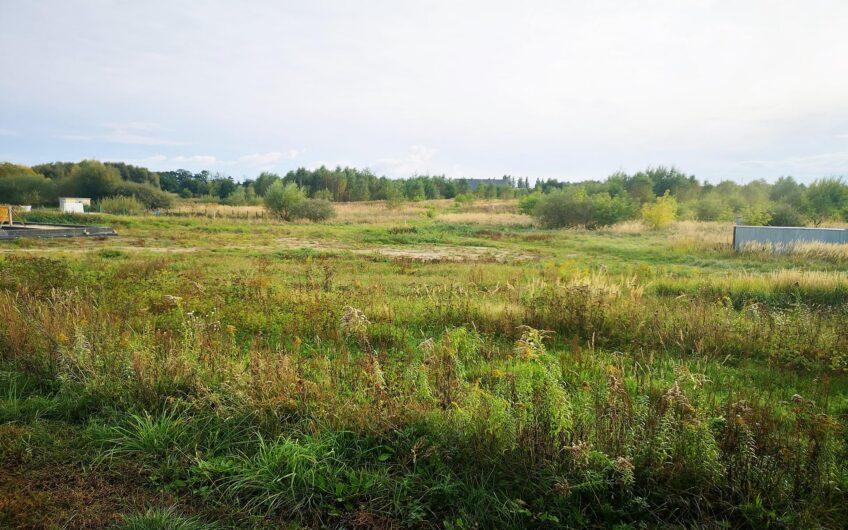 Goleniów Zielone Wzgórze Działka budowlana