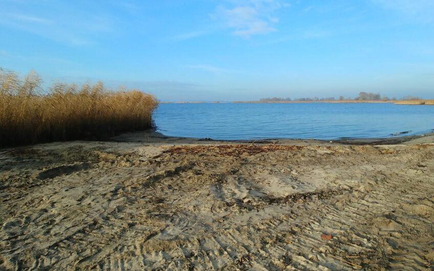 Działka pod zabudowę jednorodzinną nad jeziorem, Lubczyna