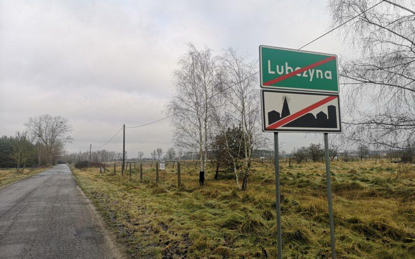 Działka budowlana 728 m2, Lubczyna, gmina Goleniów
