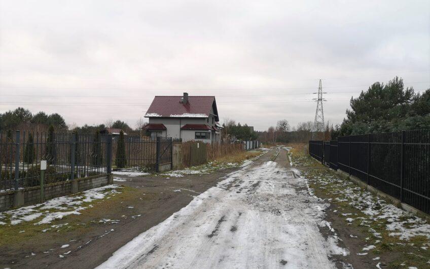 Działka budowlana Rurzyca Goleniów okolica