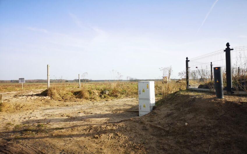 Działka z warunkami zabudowy Goleniów okolica Marszewo