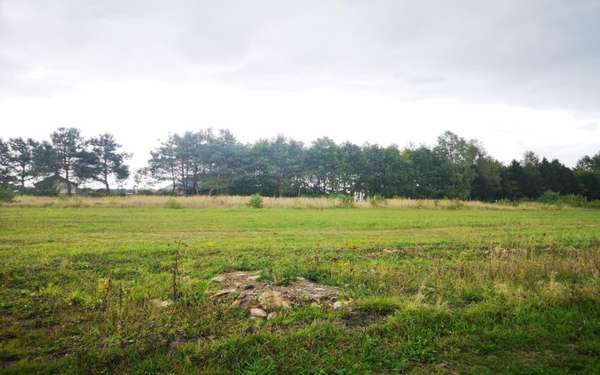 Działka pod dom Goleniów okolica 5 km Białuń