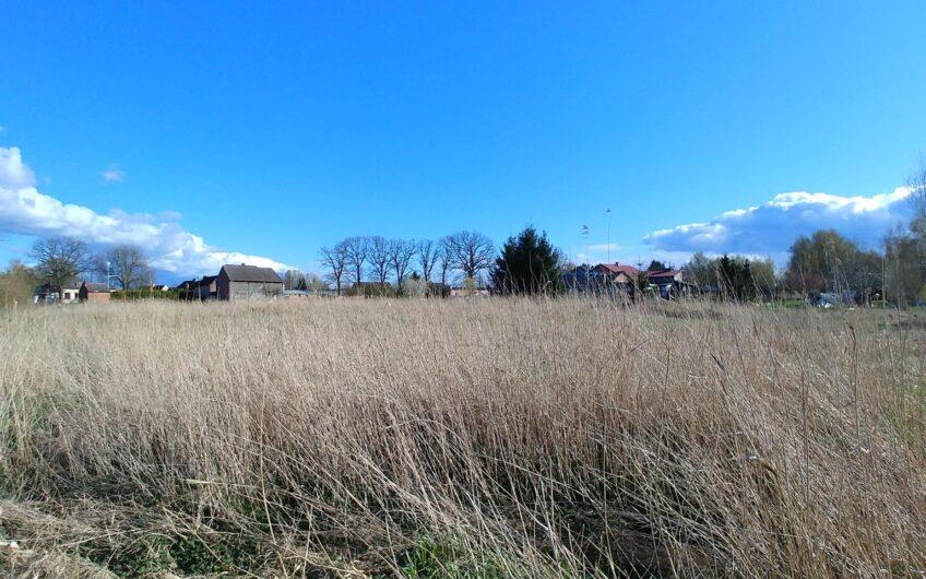 Działka z dostępem do rzeki Stepniczka obok Zalew  Szczeciński Plaża