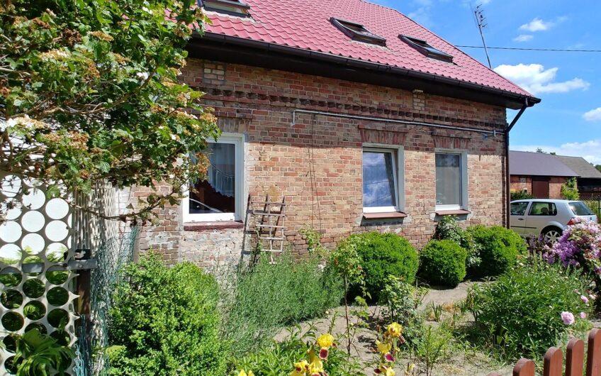 Dom z dużą działką 15 km od Goleniowa, Dzisna