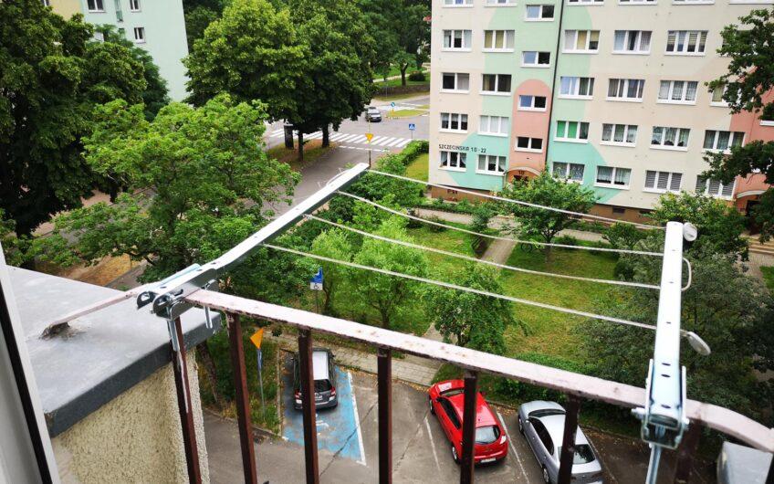 Umeblowane mieszkanie kawalerka wynajem Goleniów