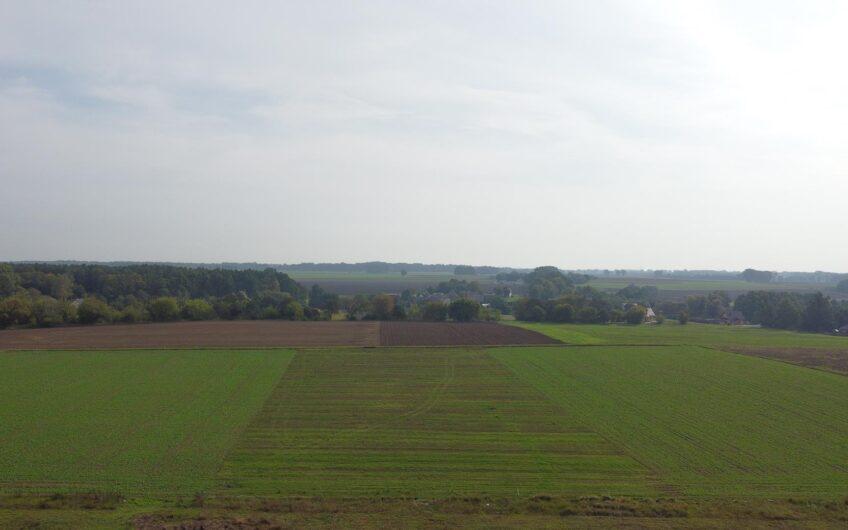 Działka pod zabudowę, Goleniów okolica +10km