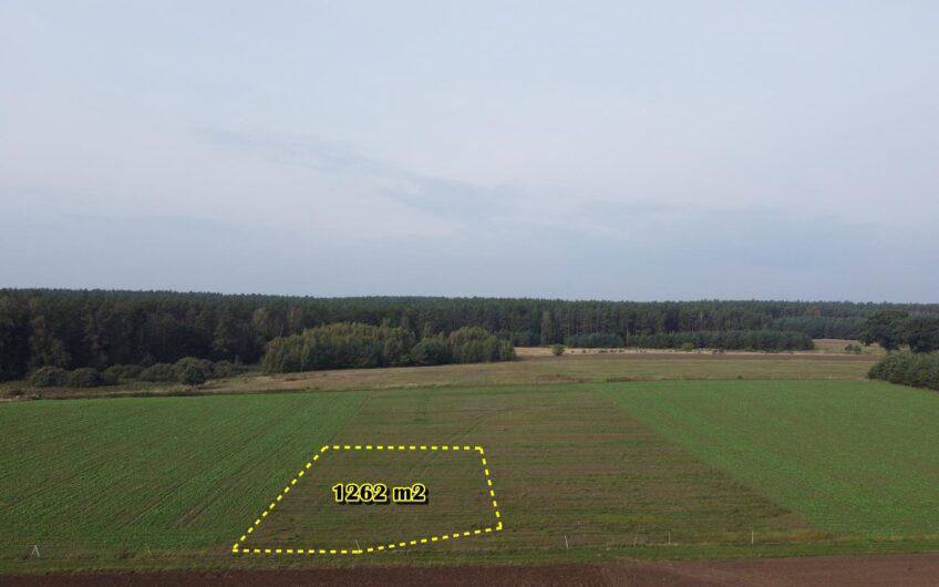 Działka pod zabudowę, Goleniów +10 km